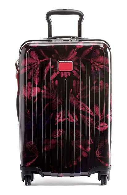 Tumi Bags V4 COLLECTION 22-INCH INTERNATIONAL EXPANDABLE SPINNER CARRY-ON - BLACK