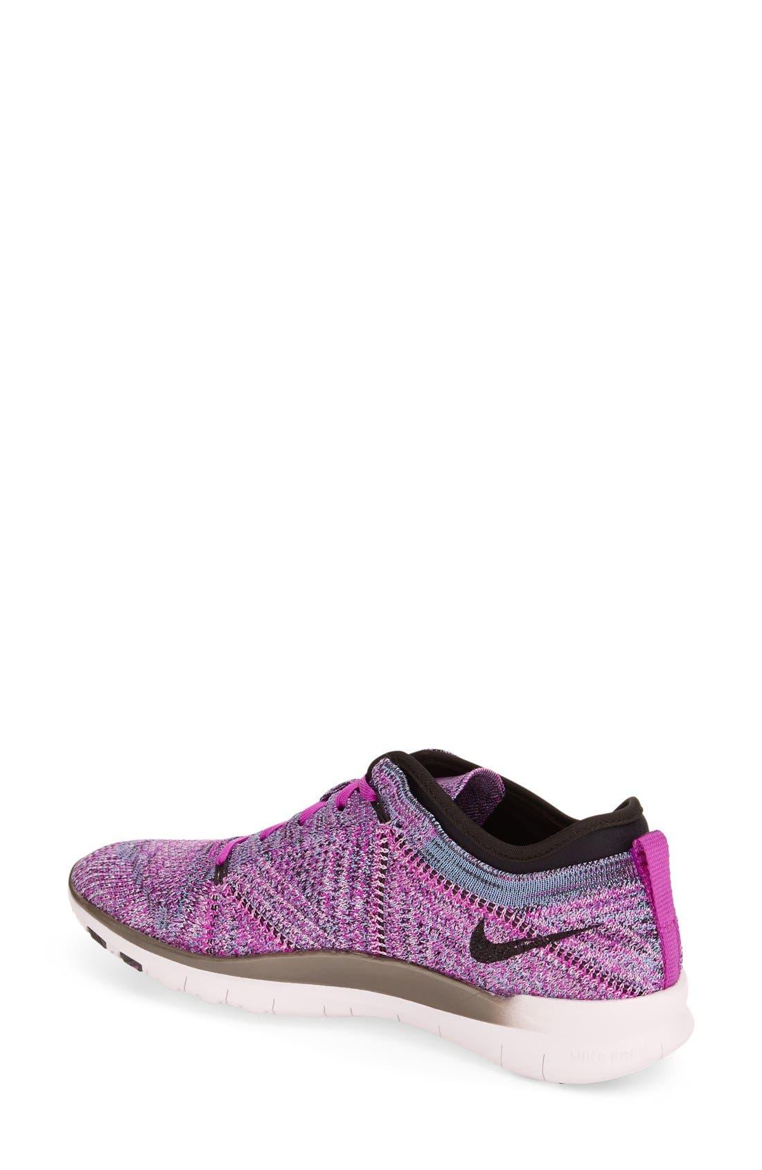 ,                             'Free Flyknit 5.0 TR' Training Shoe,                             Alternate thumbnail 46, color,                             599