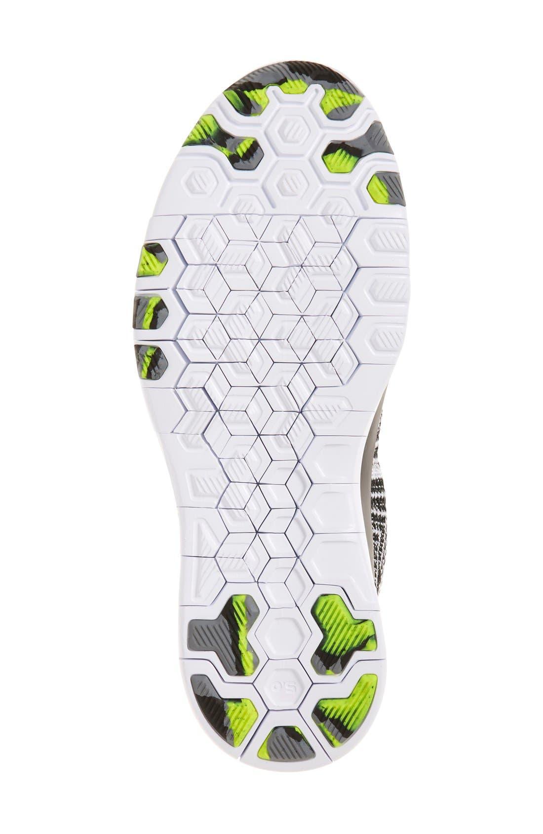 ,                             'Free Flyknit 5.0 TR' Training Shoe,                             Alternate thumbnail 11, color,                             004