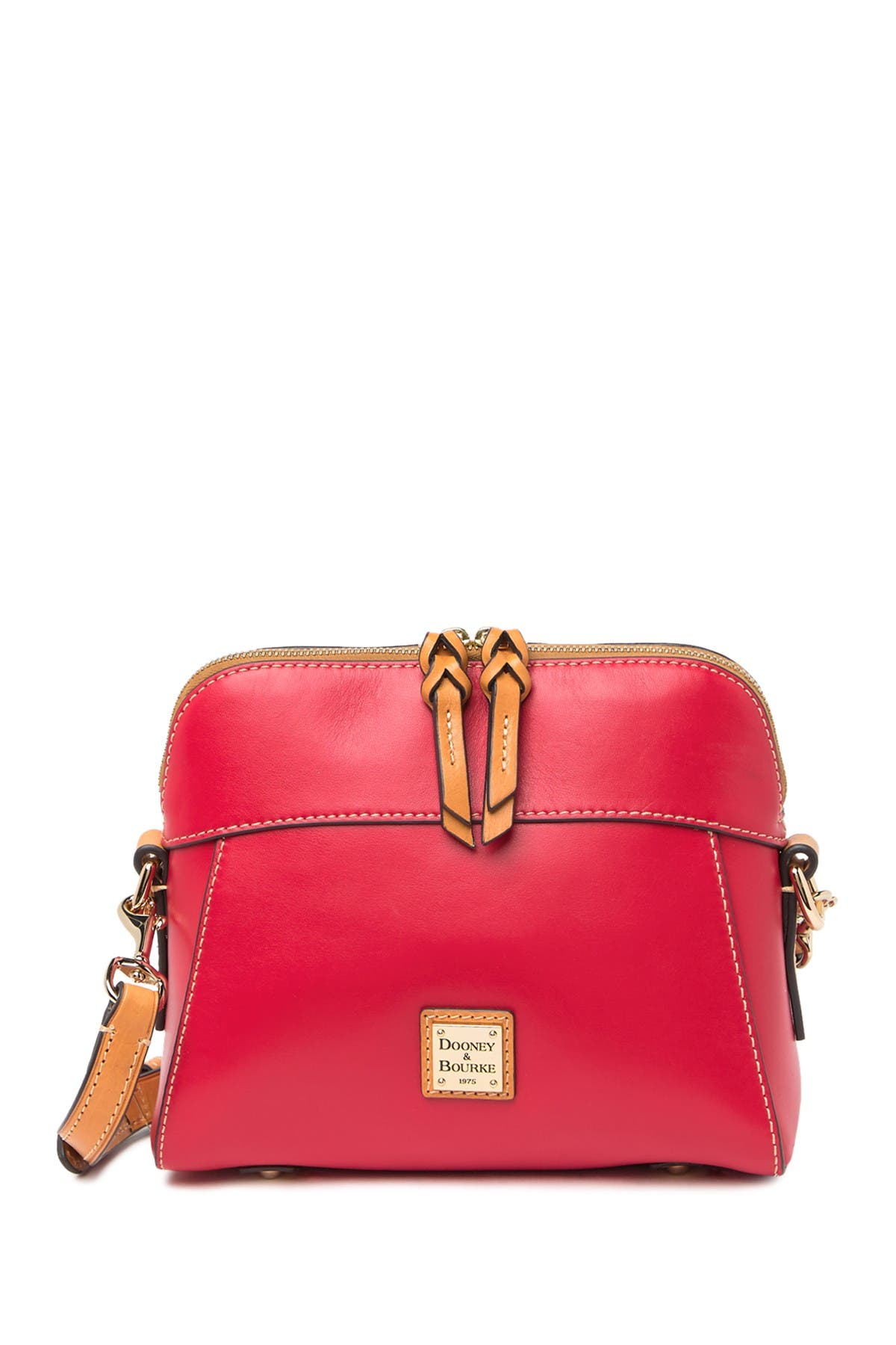 Image of Dooney & Bourke Cameron Leather Crossbody Bag