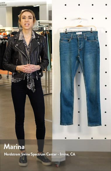 Rainier Skinny Fit Jeans, sales video thumbnail