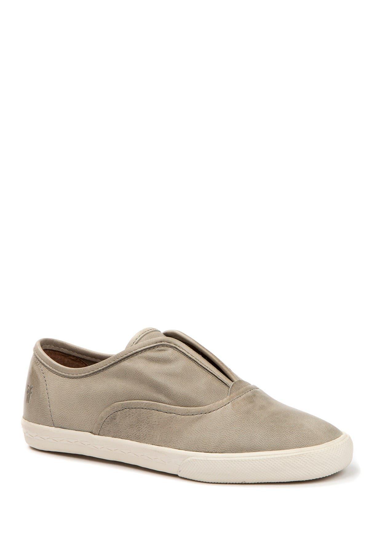 Frye | Mindy Slip-On Leather Sneaker