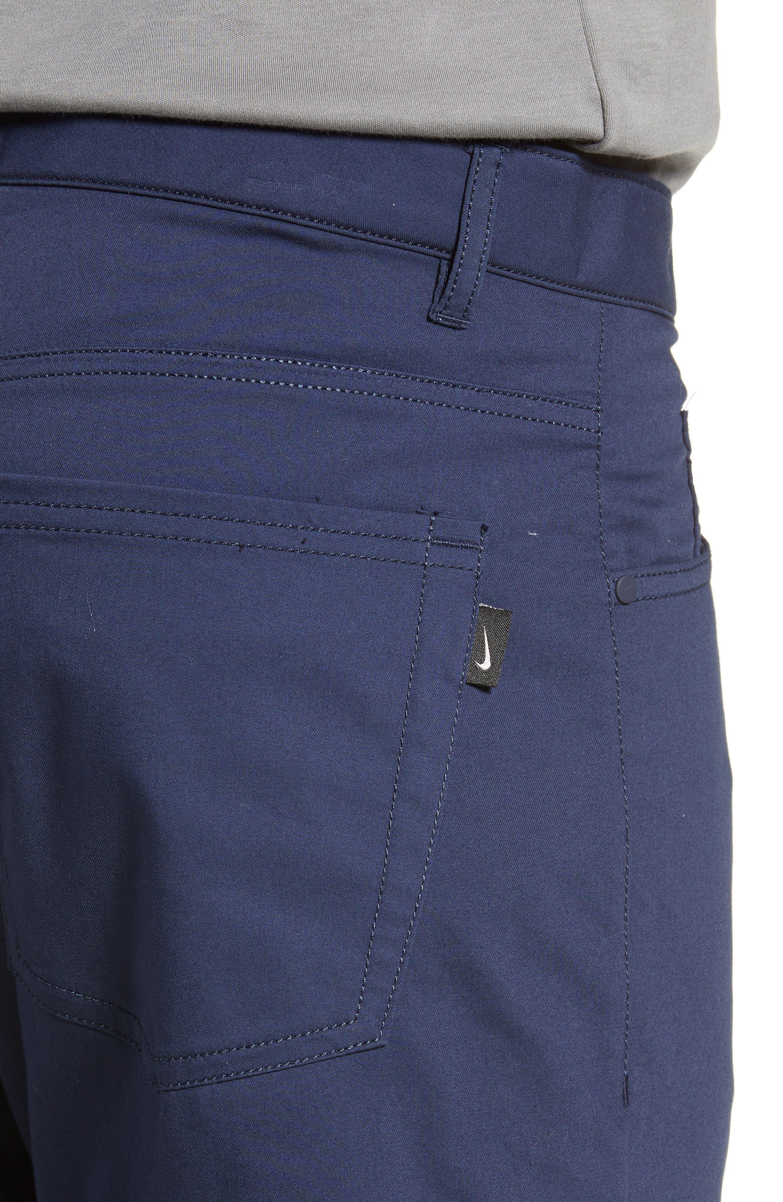 ,                             Flex Slim Fit Dri-FIT Golf Pants,                             Alternate thumbnail 27, color,                             451
