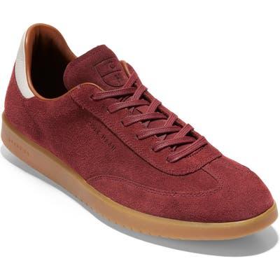 Cole Haan Grandpro Turf Sneaker, Red