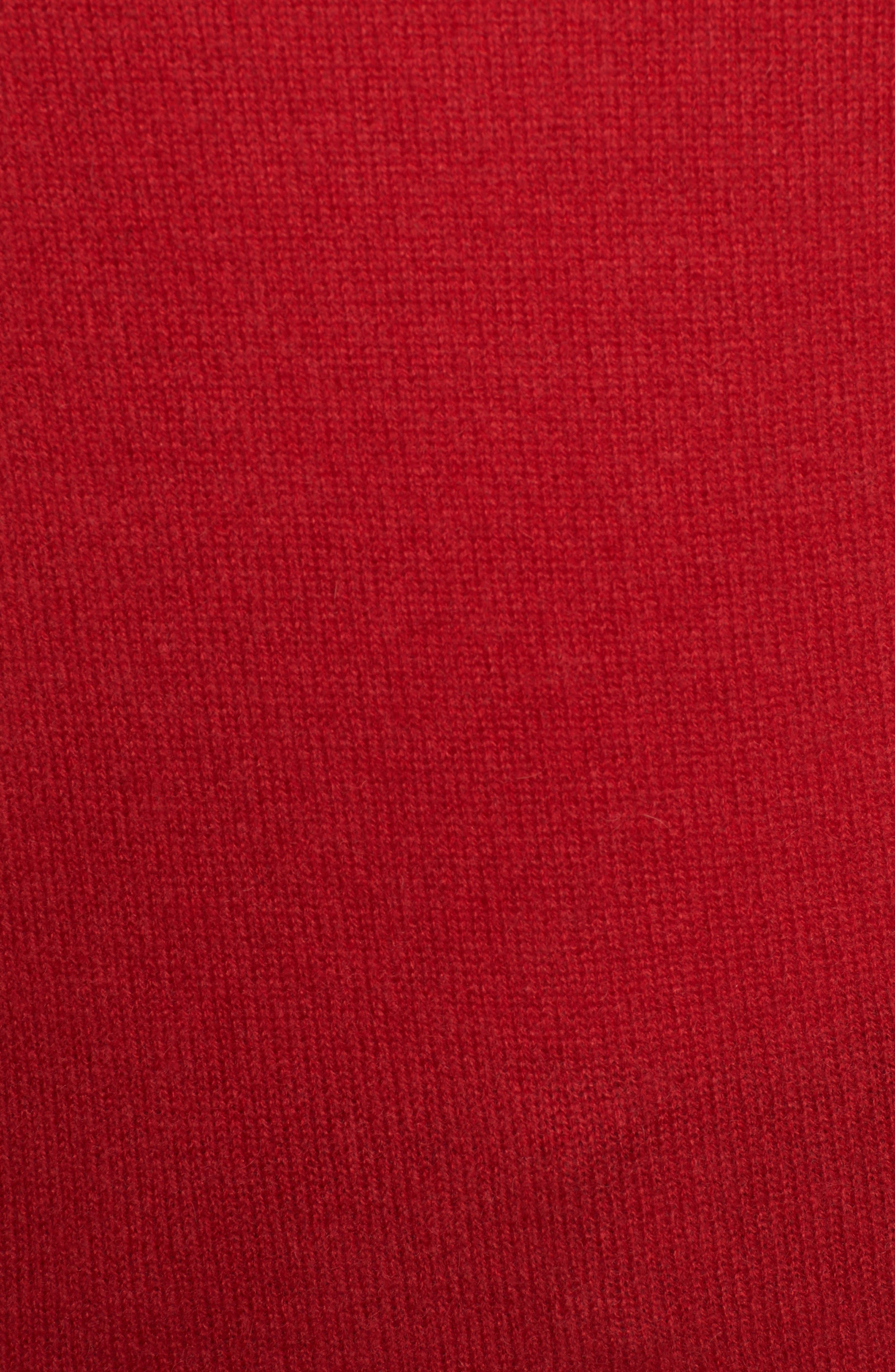 ,                             V-Neck Cashmere Sweater,                             Alternate thumbnail 57, color,                             602