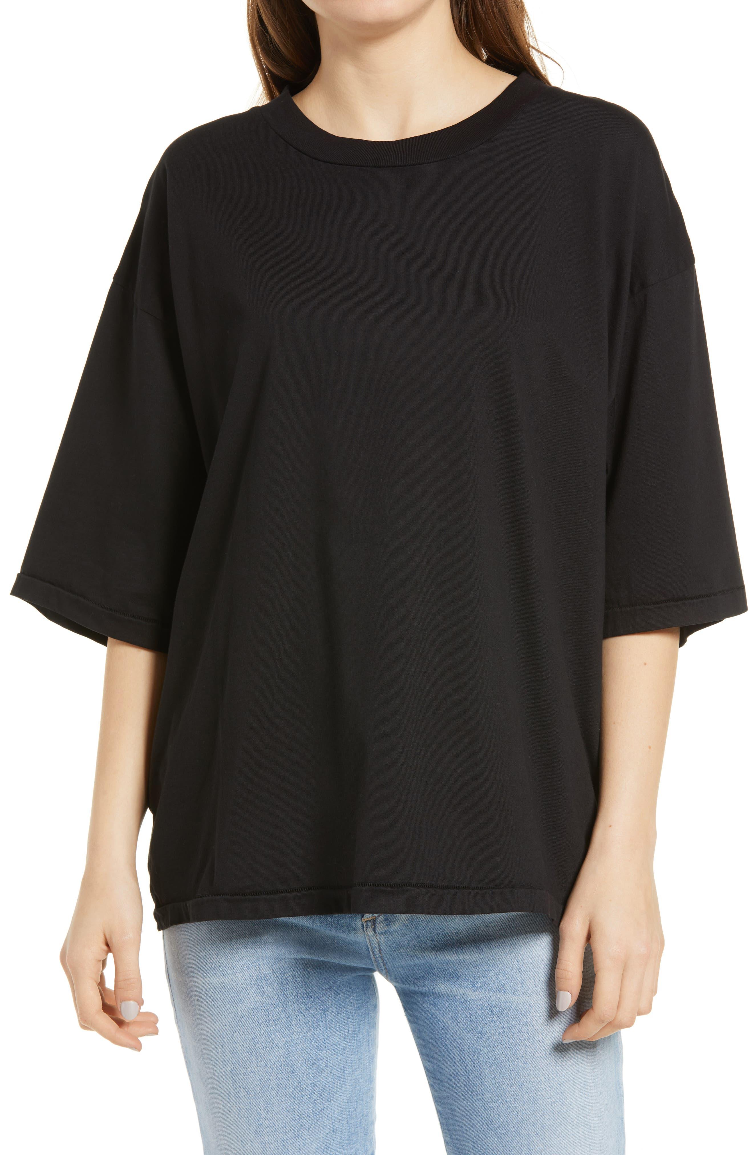 Chloe Crop T-Shirt