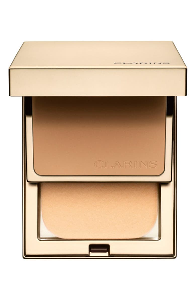 CLARINS Everlasting Compact Foundation SPF 9, Main, color, 116.5 COFFEE
