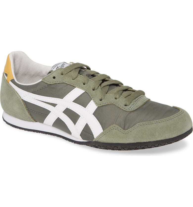 ONITSUKA TIGER<SUP>™</SUP> 'Serrano' Sneaker, Main, color, BURNT OLIVE/ WHITE