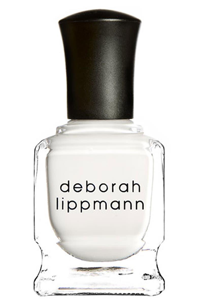DEBORAH LIPPMANN Nail Color, Main, color, AMAZING GRACE (C)