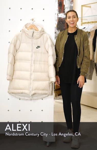 Sportswear Women's Reversible Down Fill Jacket, sales video thumbnail