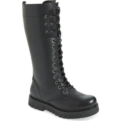 Bos. & Co. Portage Waterproof Lace-Up Boot - Black