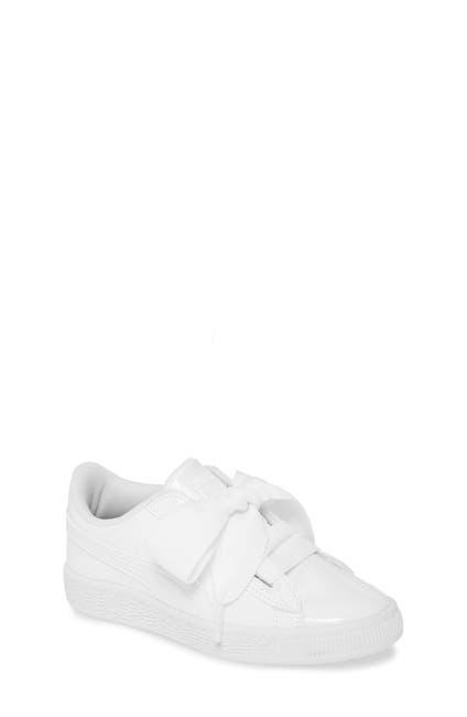 Image of PUMA Basket Heart Sneaker