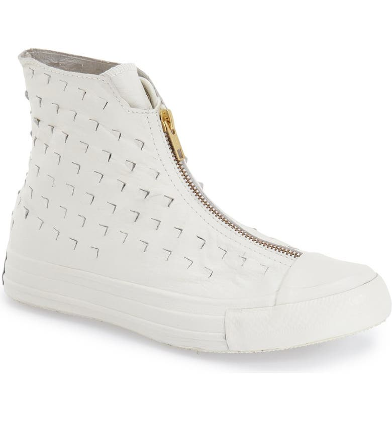 Chuck Taylor® All Star® 'Shroud' Perforated High Top Sneaker