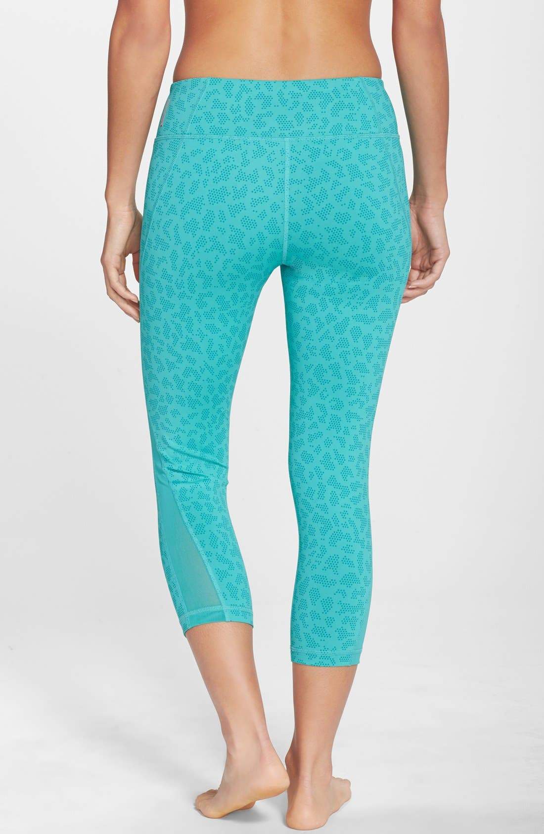 ,                             Live In Streamline Reversible Capris,                             Alternate thumbnail 54, color,                             430