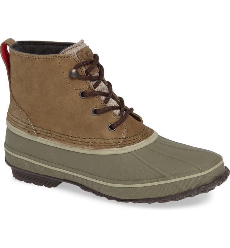 UGG<SUP>®</SUP> Zetik Waterproof Rain Boot, Main, color, 204