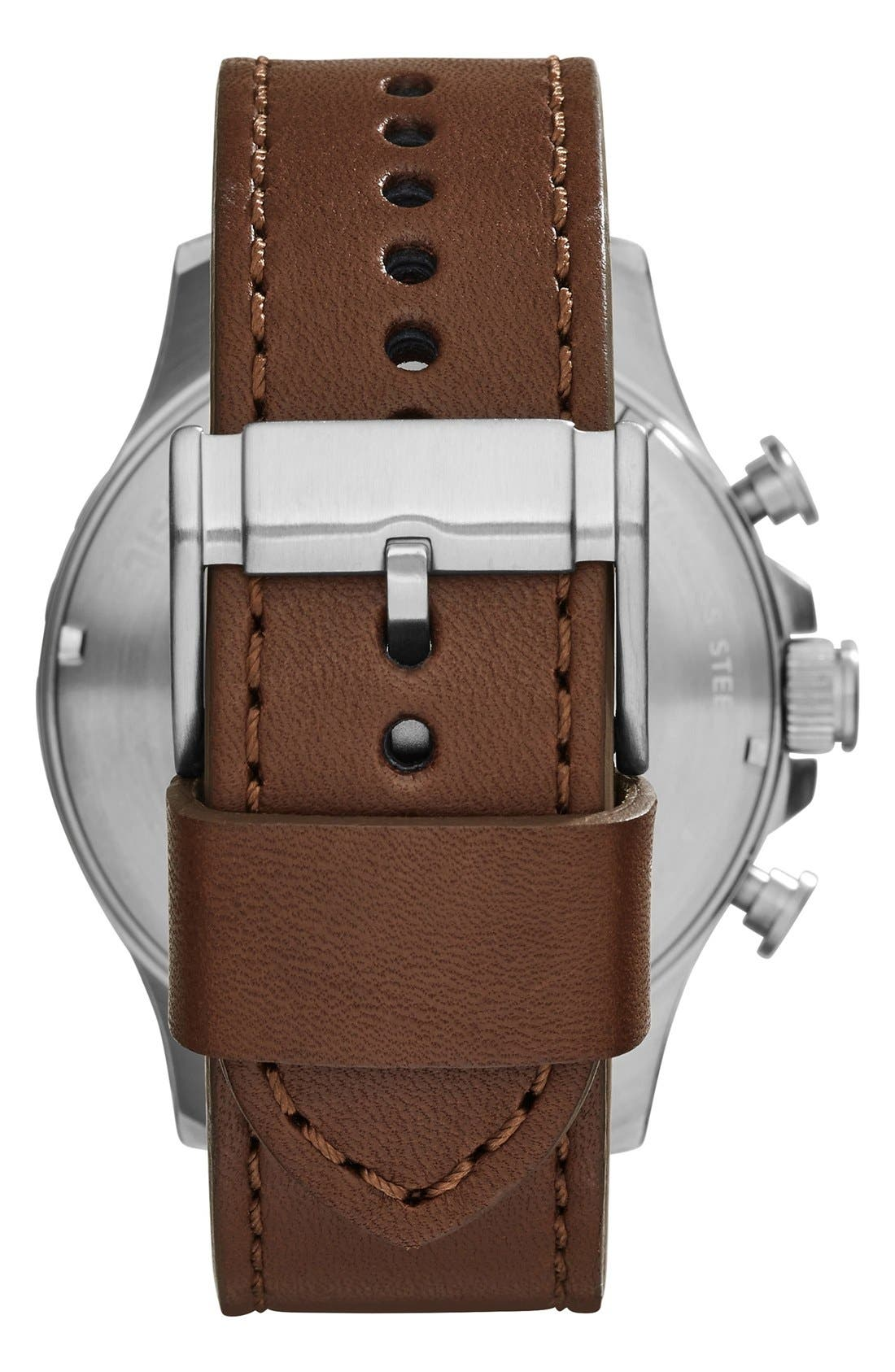 ,                             'Nate IP' Chronograph Watch, 50mm,                             Alternate thumbnail 16, color,                             200