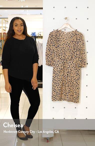 Cheetah Print Dress, sales video thumbnail