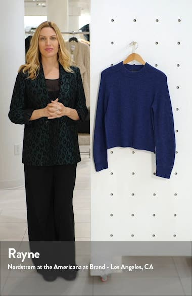 Logan Cashmere Sweater, sales video thumbnail