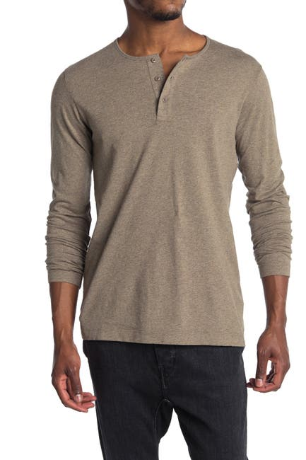 Image of WINGS AND HORNS Swedish Merino Wool Henley