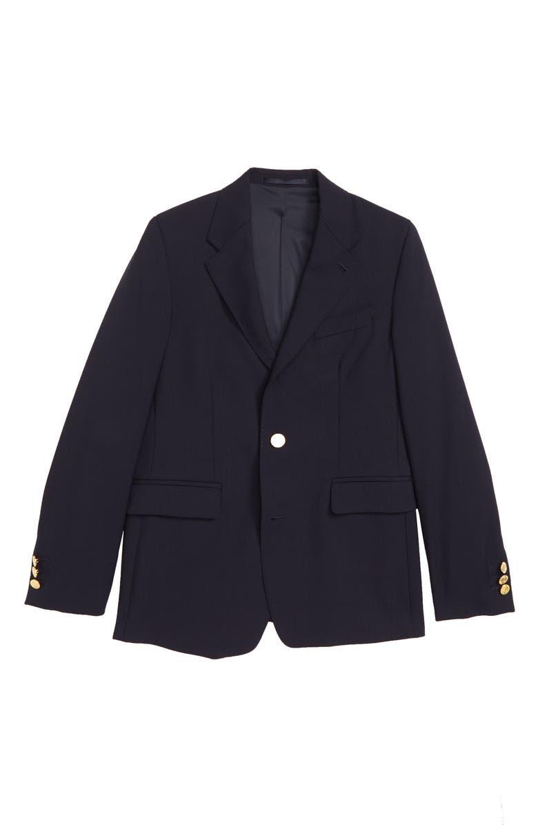 VINEYARD VINES Virgin Wool Blazer, Main, color, 406