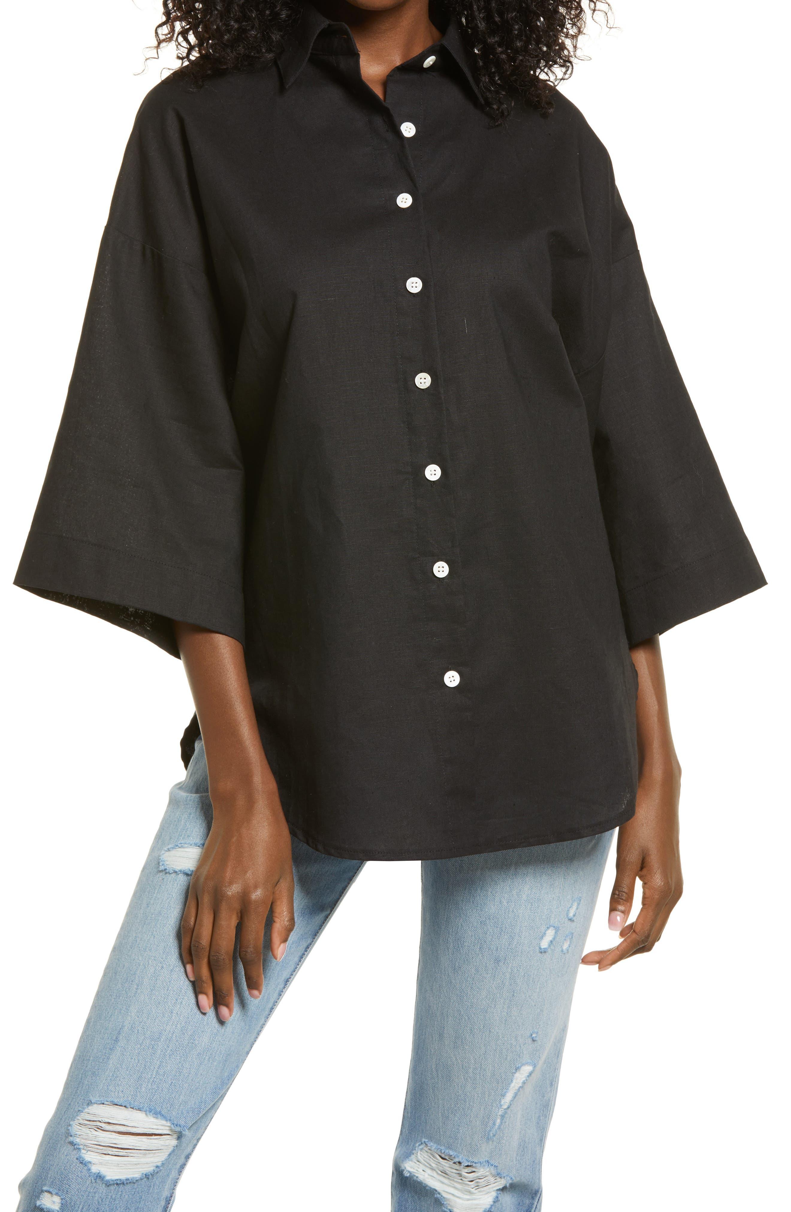 Harlow Oversize Shirt