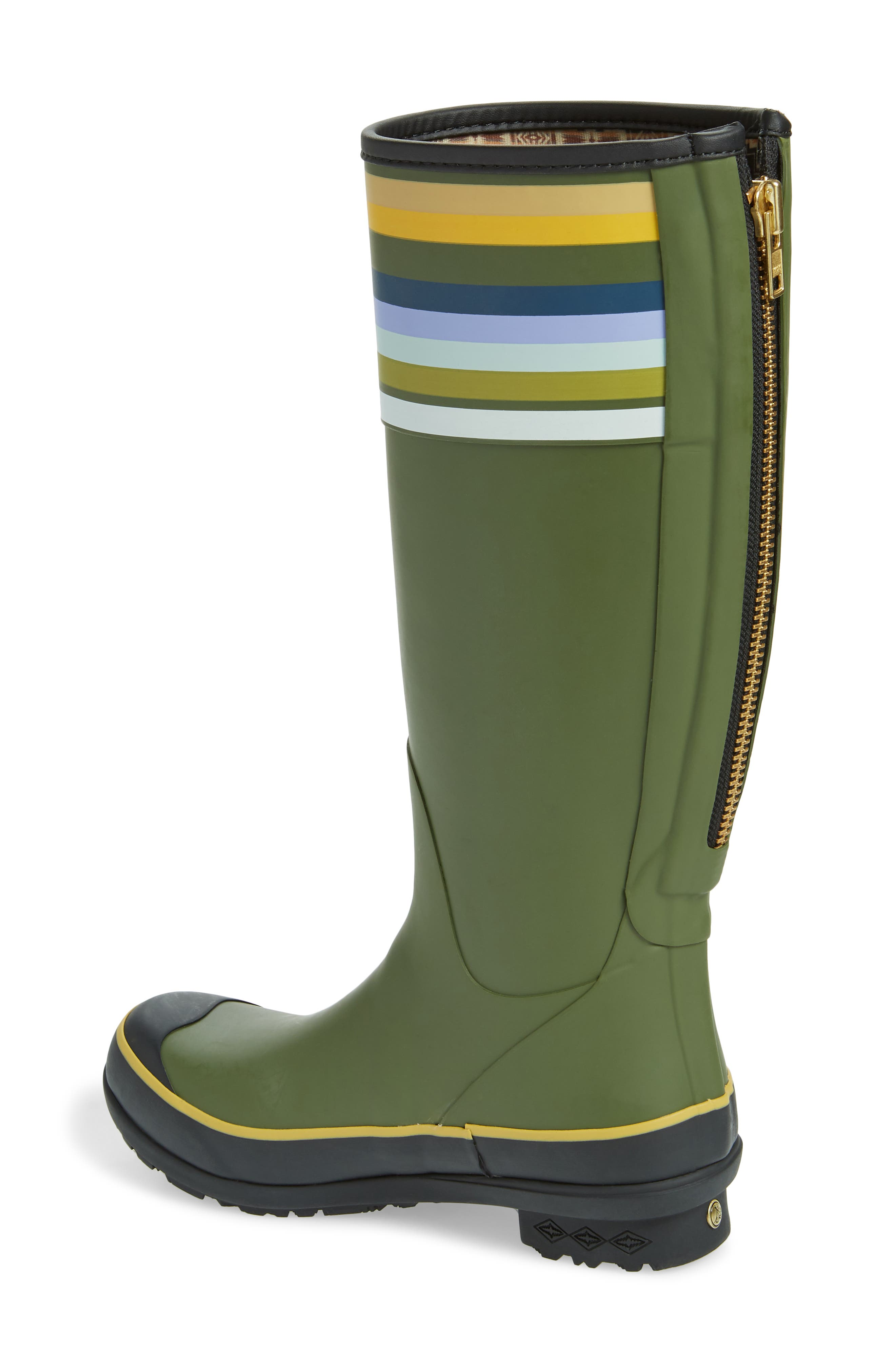 ,                             Rocky Mountain National Park Tall Rain Boot,                             Alternate thumbnail 2, color,                             OLIVE RUBBER
