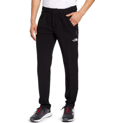 The North Face Black Series Water Repellent Ripstop Pants, Black