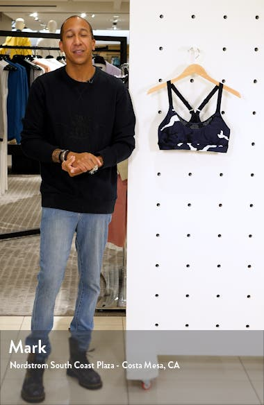 Camo Kristi Sports Bra, sales video thumbnail