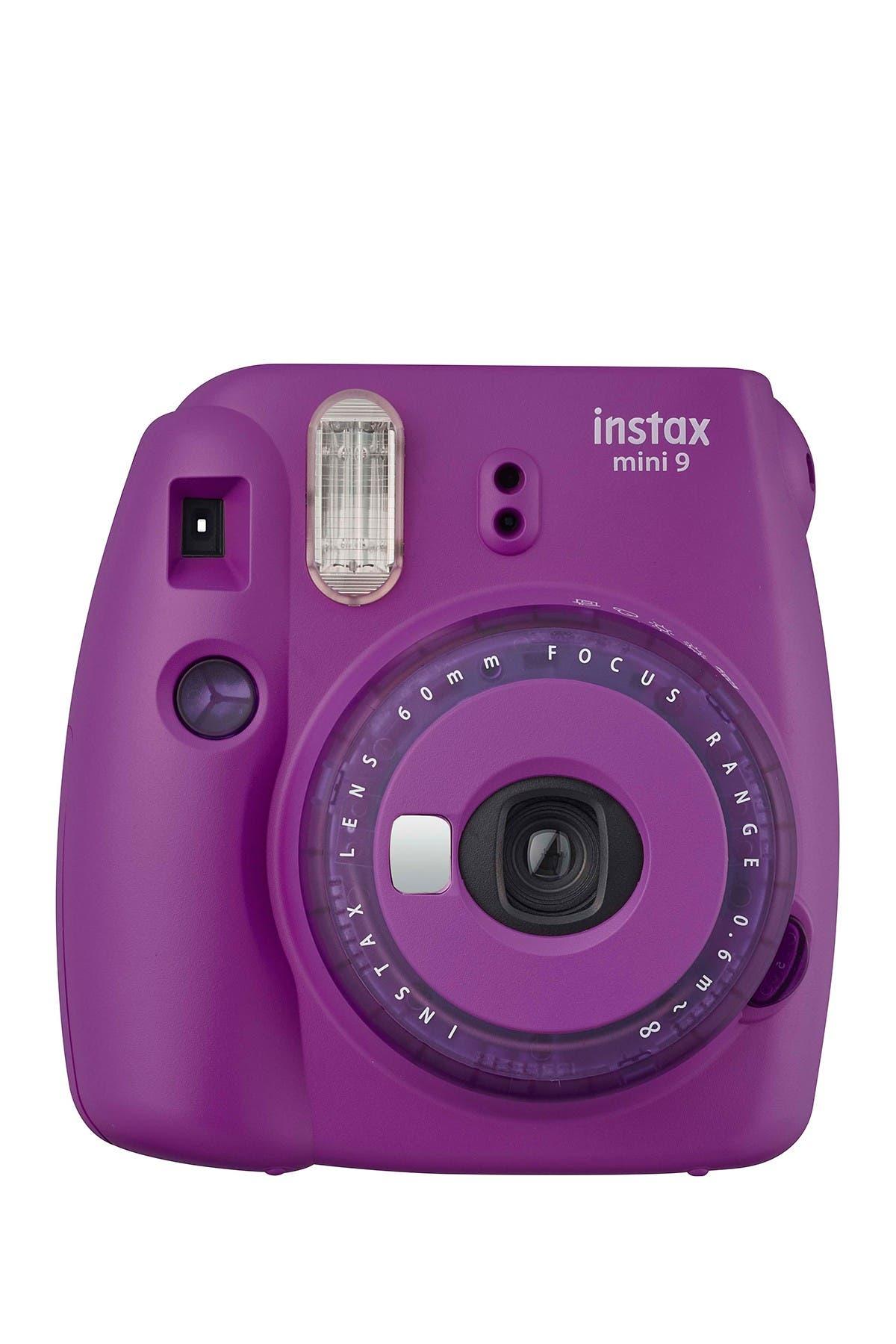 Image of INSTAX MINI BY FUJIFILM Instax Mini 9 Camera - Purple