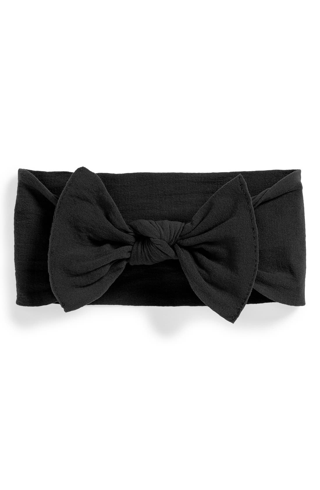 Headband, Main, color, BLACK
