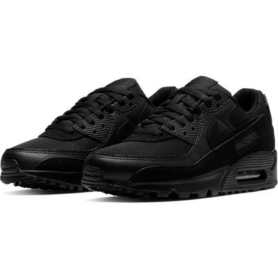 Nike Air Max 90 Sneaker- Black