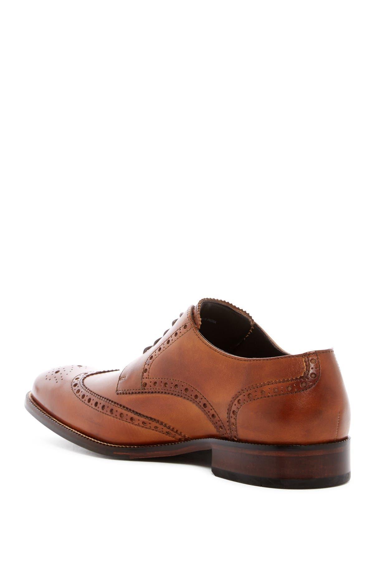 Cole Haan   Benton Leather Wingtip