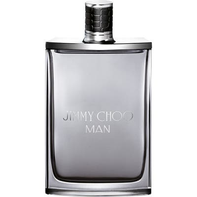Jimmy Choo Man Jumbo Eau De Toilette Spray (Limited Edition) (6.7 Oz.)