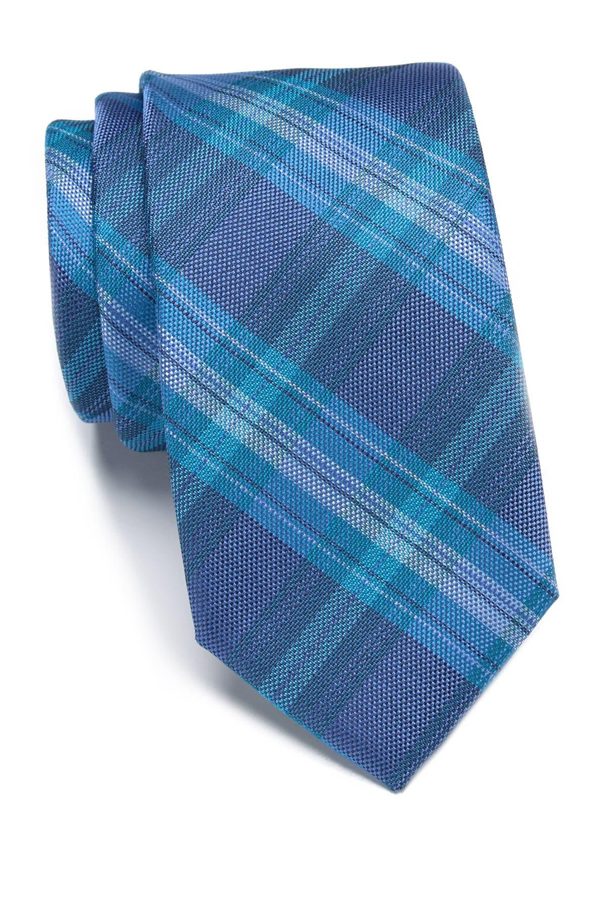 Image of 14th & Union Abney Plaid  Tie