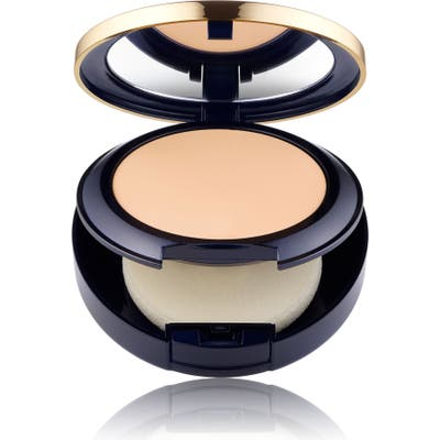 Estee Lauder Double Wear Stay In Place Matte Powder Foundation - 1C0 Shell