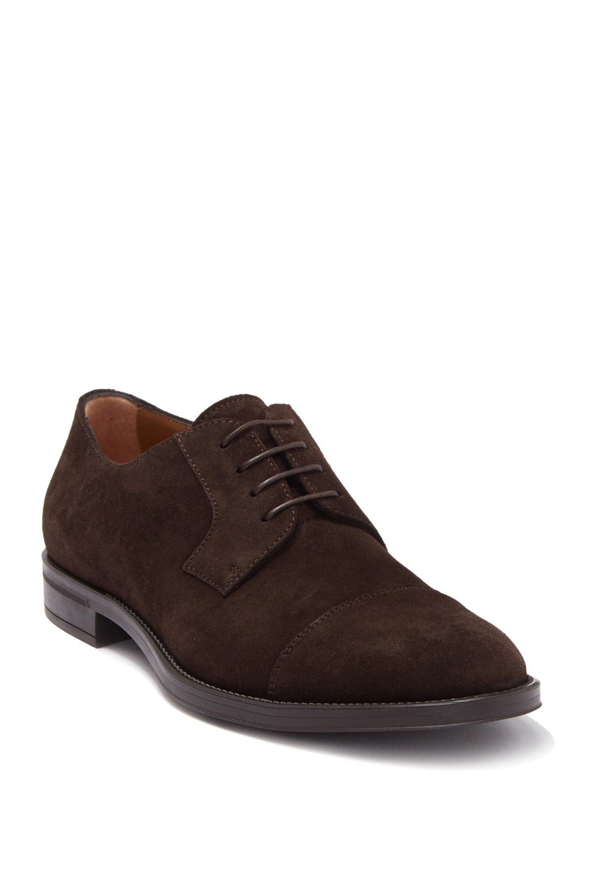 Image of BOSS Coventry Suede Derby