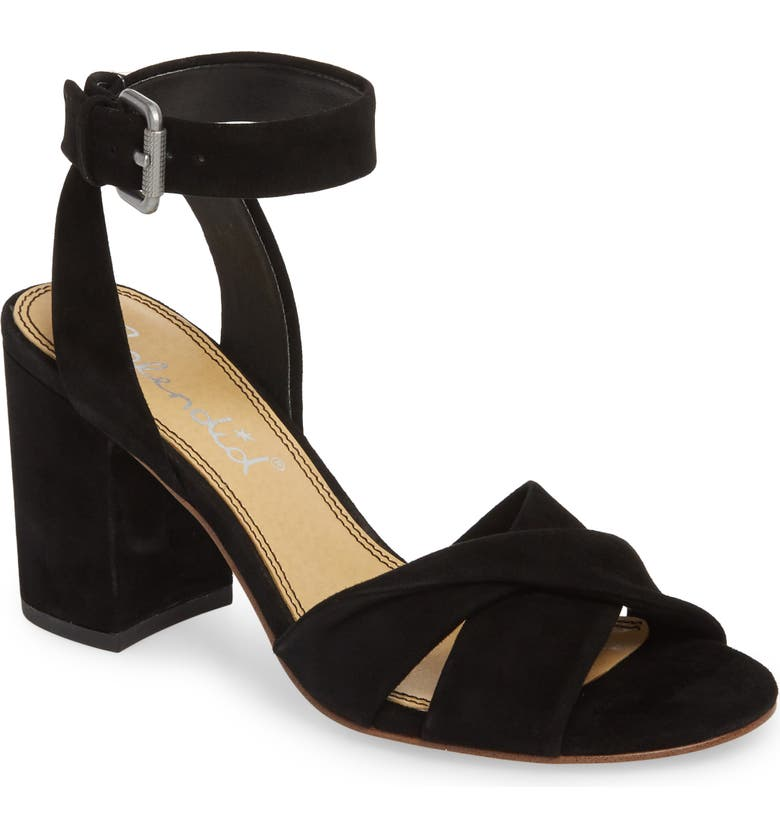 87234f1636 Fairy Block Heel Sandal