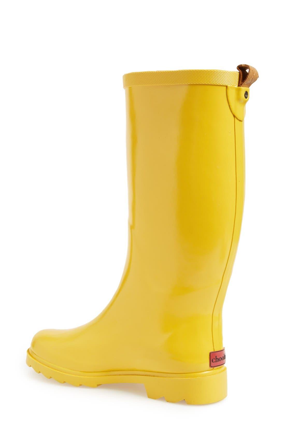,                             'Top Solid' Rain Boot,                             Alternate thumbnail 146, color,                             711
