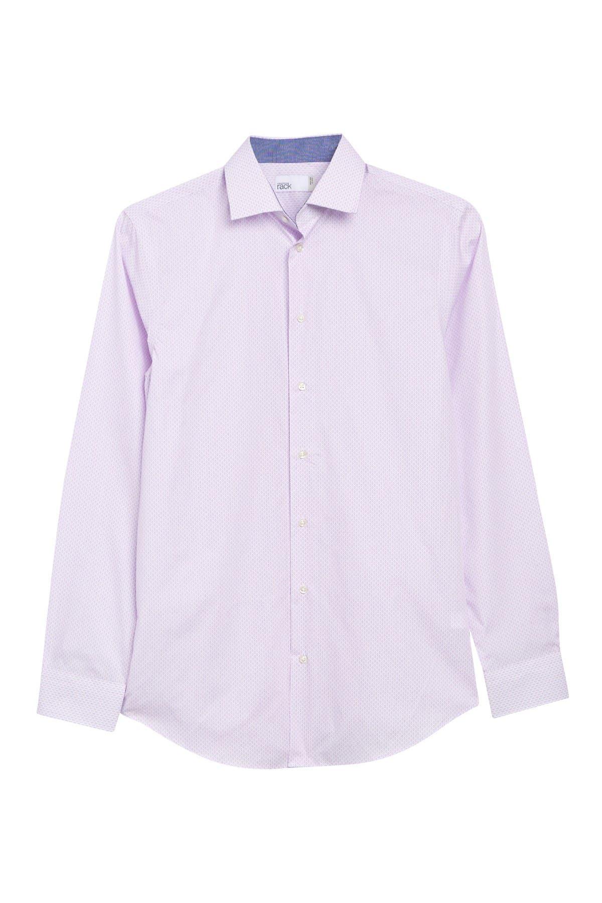 Image of Nordstrom Rack Neat Print Dress Shirt