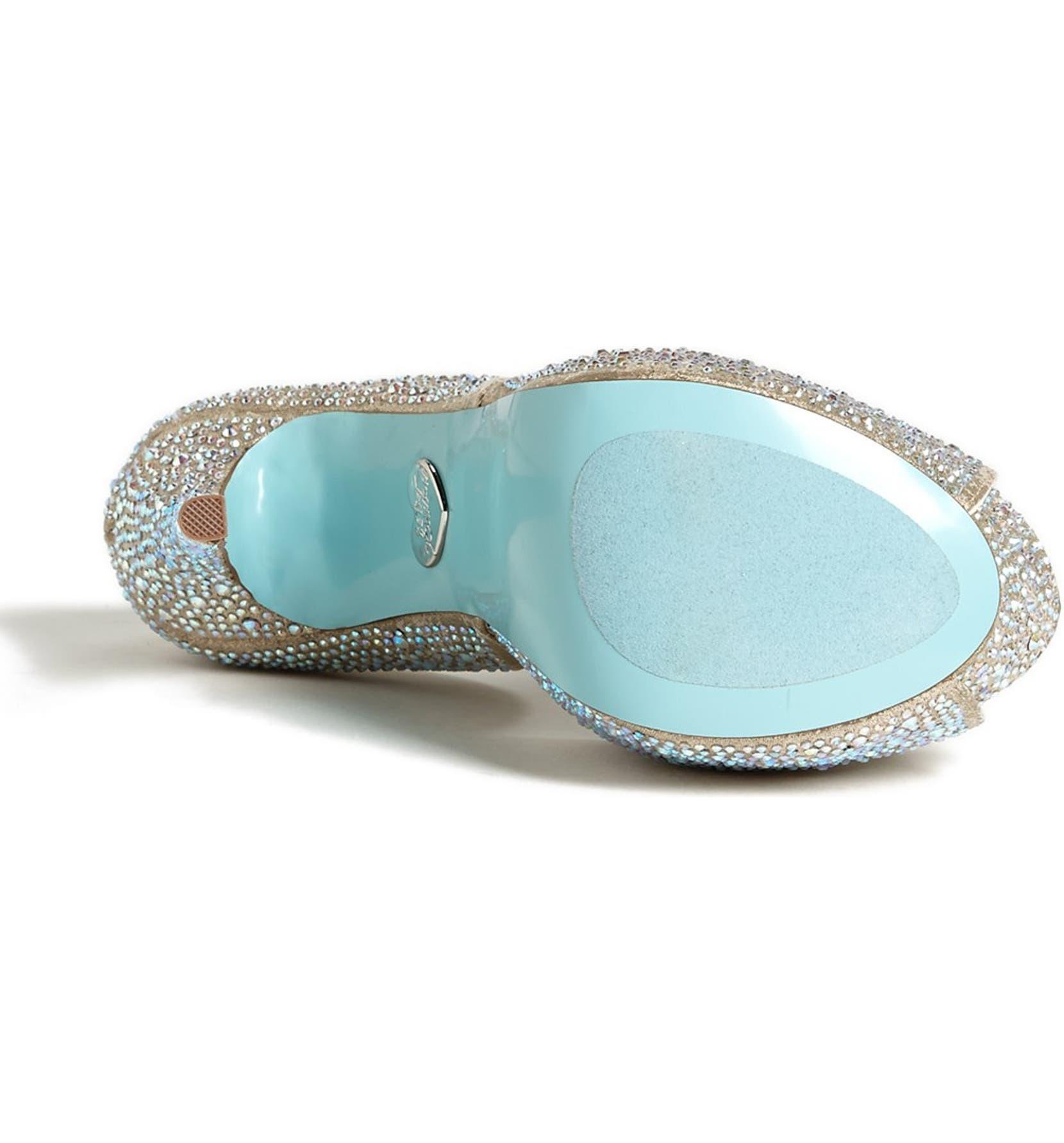 8d08a4dd6a Blue by Betsey Johnson 'SB-Kiss' Sandal | Nordstrom