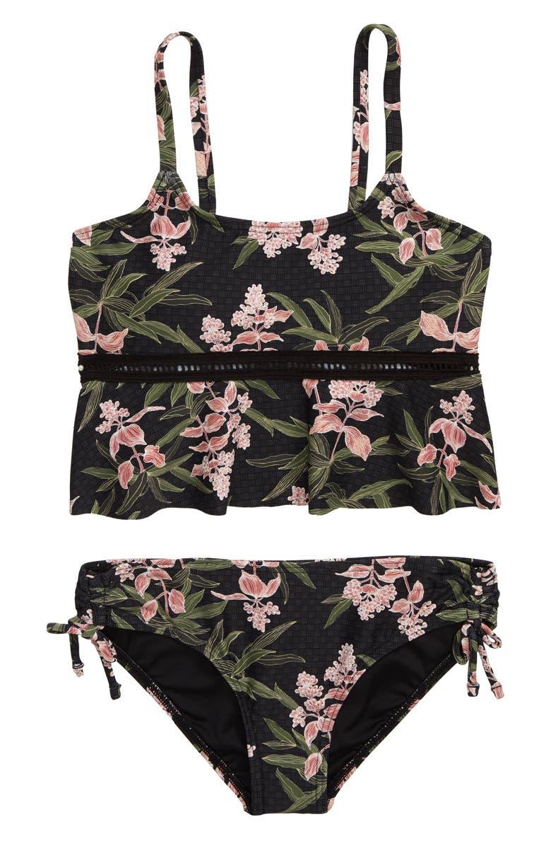 O'NEILL Jada Two-Piece Swimsuit, Main, color, BLACK 3