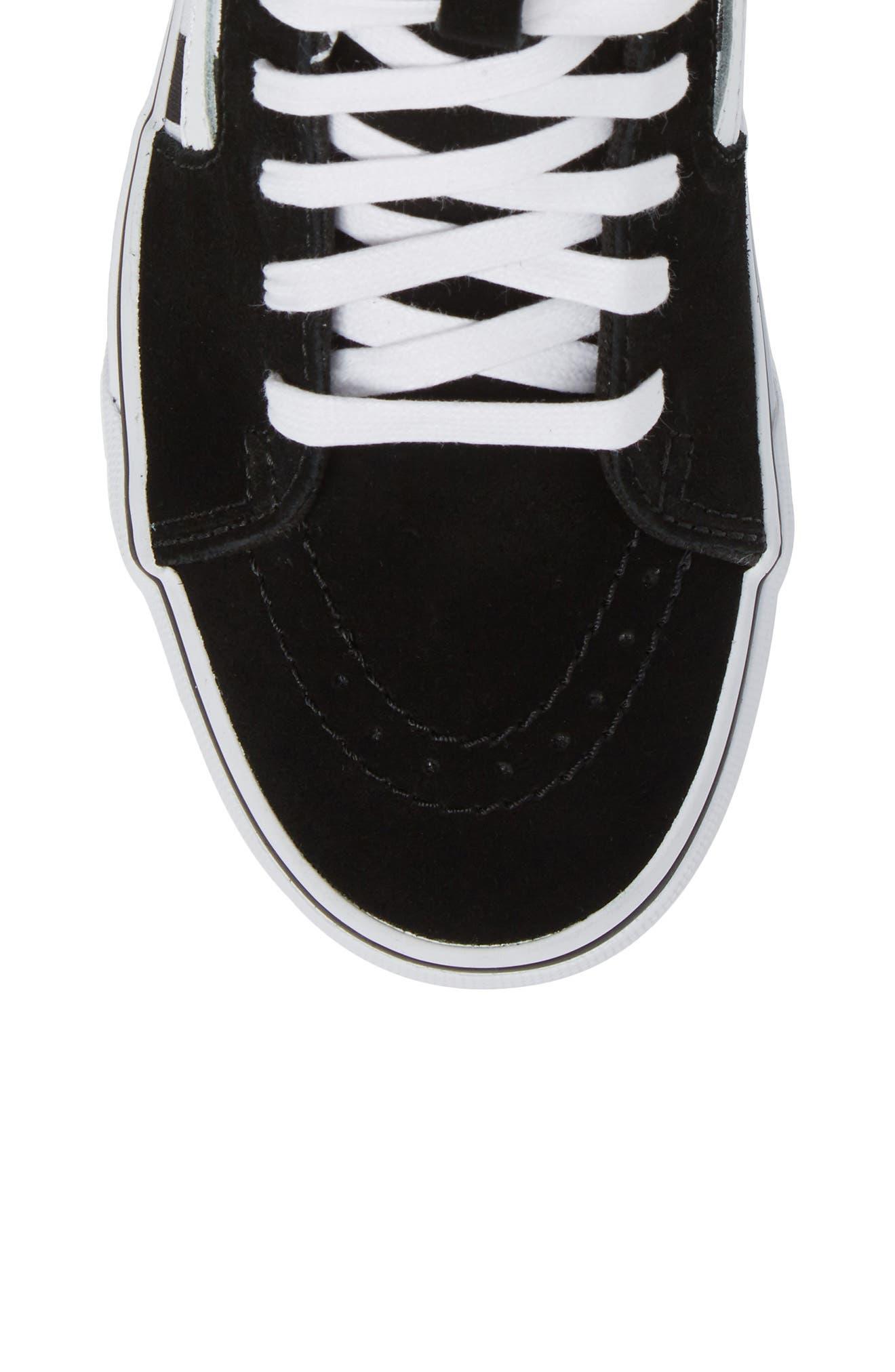 ,                             Sk8-Hi Checker Sneaker,                             Alternate thumbnail 33, color,                             002