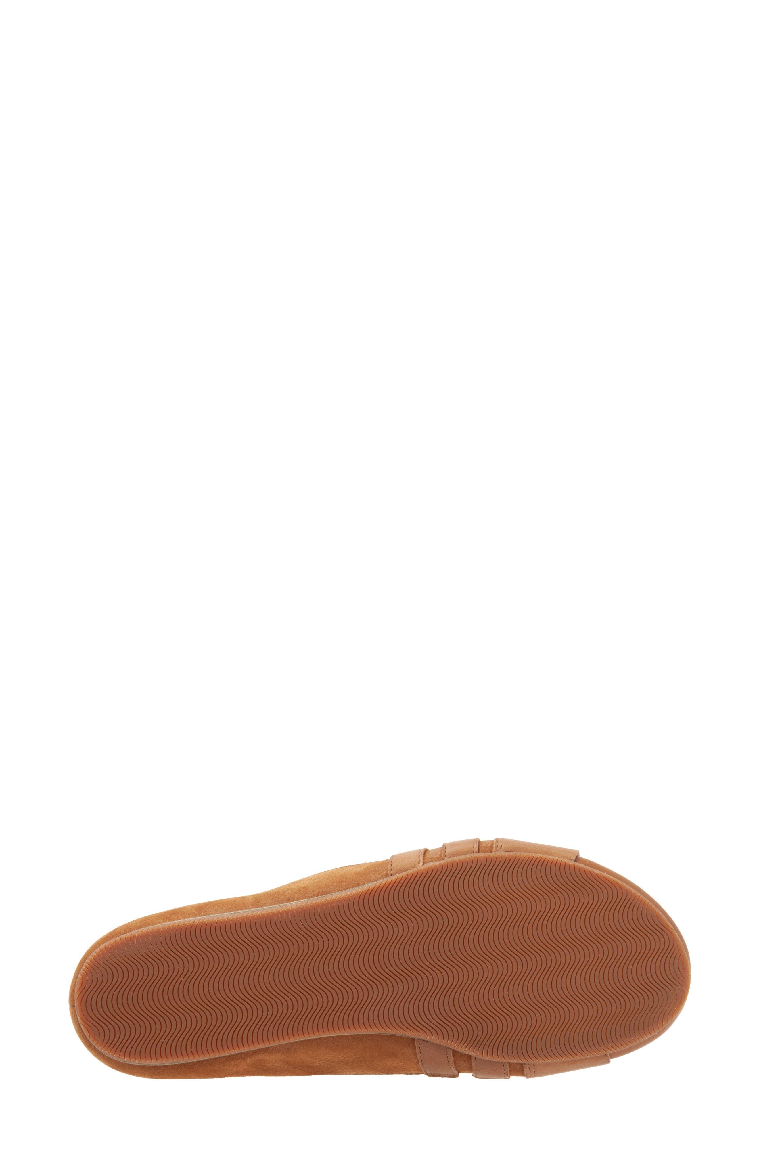 ,                             Cazadero Sandal,                             Alternate thumbnail 6, color,                             SADDLE LEATHER