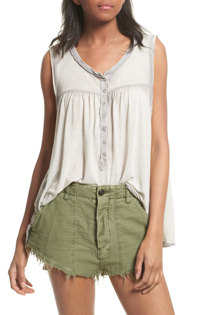 FREE PEOPLE Hudson Tank, Main, color, 055