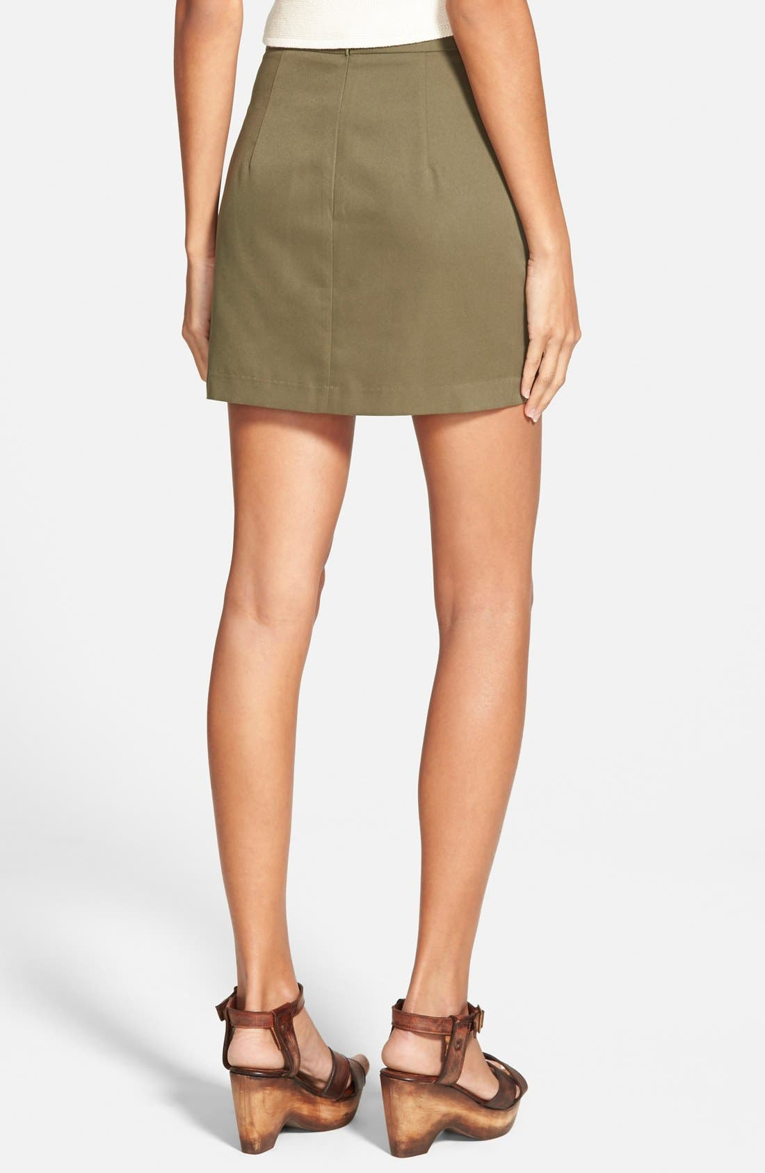 ,                             Cargo Skirt,                             Alternate thumbnail 2, color,                             300