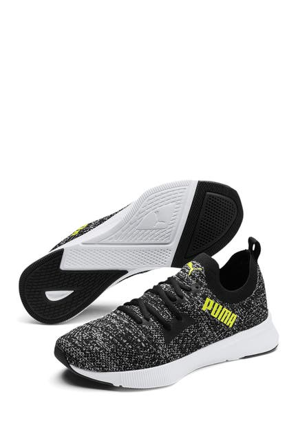 Image of PUMA Flyer Runner Engineer Knit Running Shoe