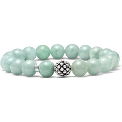 Lagos Bead Stretch Bracelet
