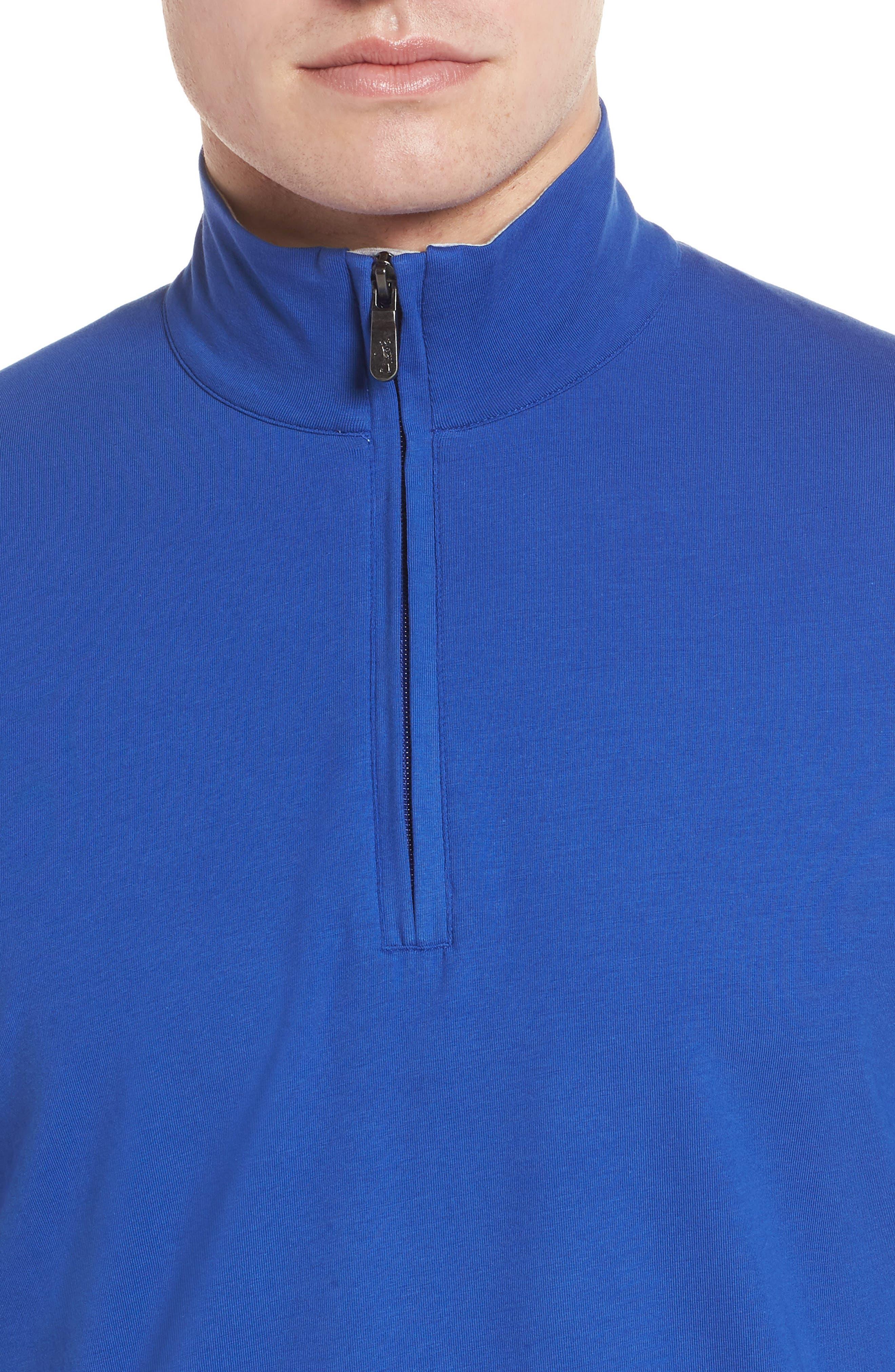,                             PTO Liquid Stretch Quarter Zip Pullover,                             Alternate thumbnail 10, color,                             401
