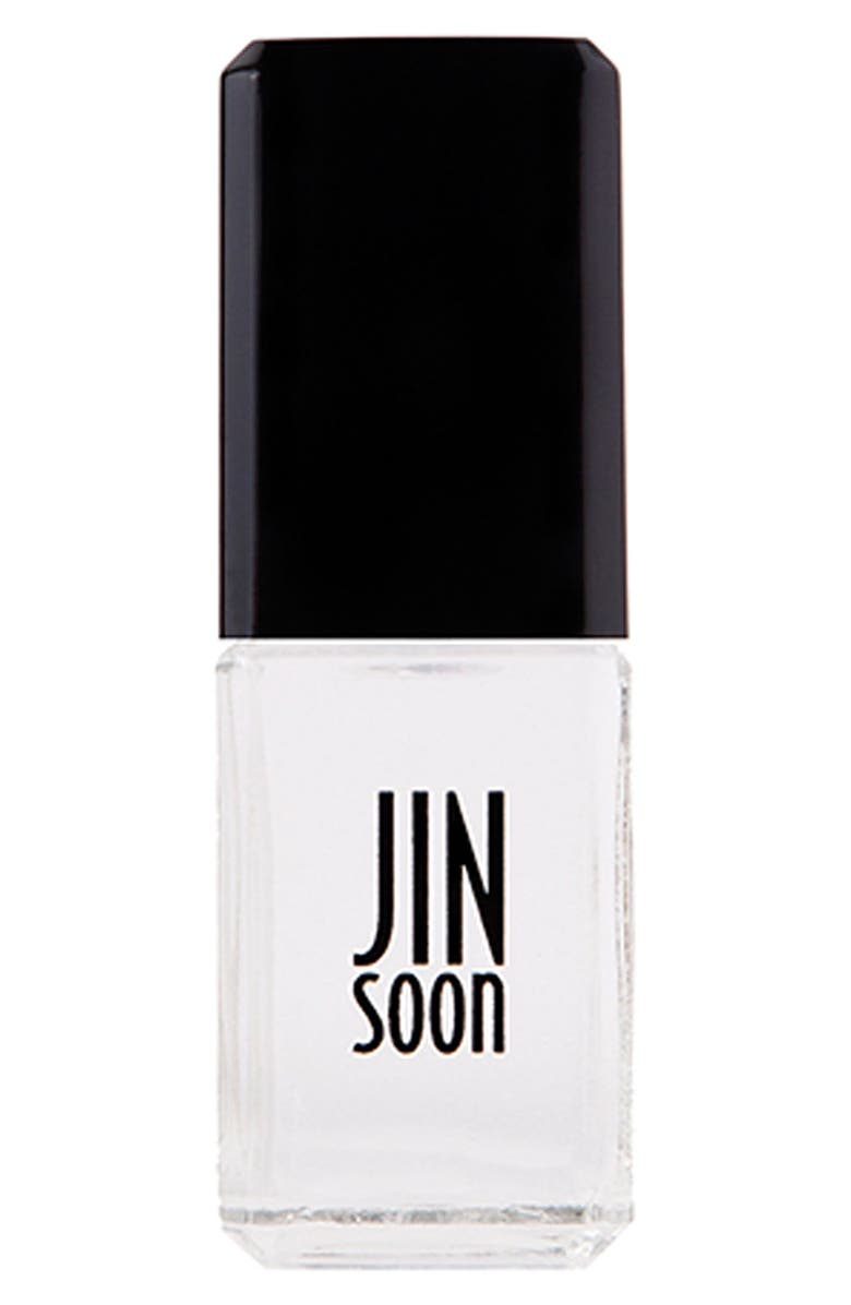 JINSOON Top Gloss & Coat, Main, color, 000
