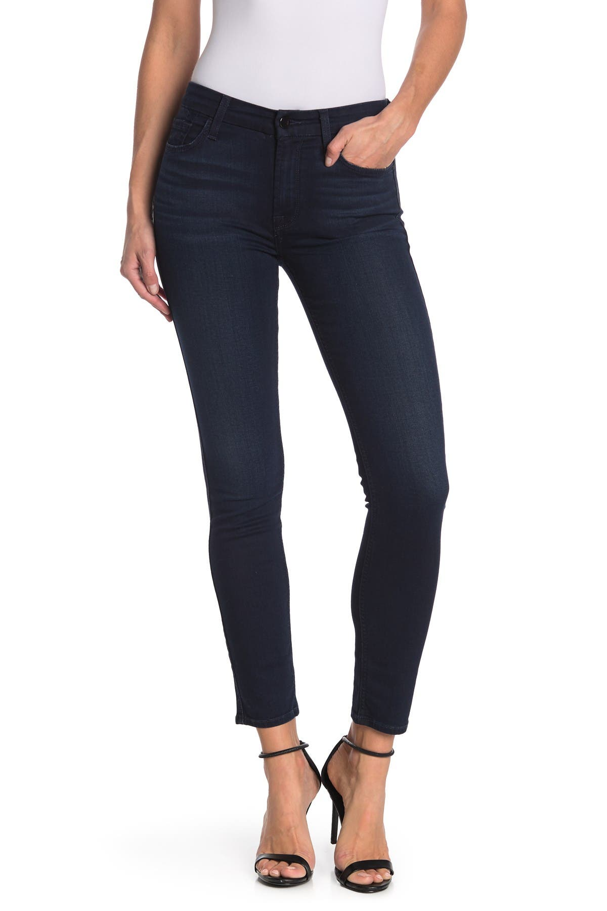 Image of Jen7 by 7 For All Mankind Skinny Stretch Jeans